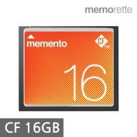 [메모렛] 국산 CF카드 16G MLC 266배속 메모리카드