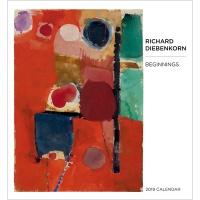 2019 캘린더 Richard Diebenkorn: Beginnings