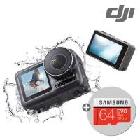 DJI 오즈모 액션 +64GB(4K) 메모리