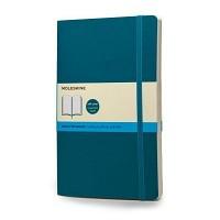 몰스킨 클래식노트 도트/블루 소프트 L (몰스킨)