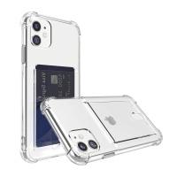 아이폰 12 mini 아이스핏 에드온 TPU 카드 케이스