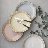 (남승일도자기) 스위트 접시 (대) - 4color