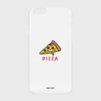 [어프어프] 하드/터프/슬라이드 Pizza-white