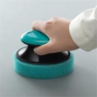 욕실 손잡이 청소 브러쉬 스펀지 청소솔 욕실 타일
