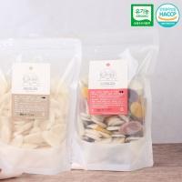 HACCP인증 유기농 백미 1kg+오색떡국 1kg