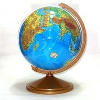 세계로 지세도 지구본 270-CA