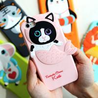 판타스틱 서커스 실리콘 아이폰6S 케이스