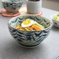일본식기 하코베 우동면기