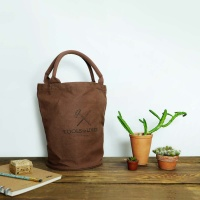 Tote bag Barrel Shaped Bag(캔버스가방)