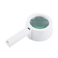 LED내장  확대경 / 120mm 렌즈 돋보기 LCOP933