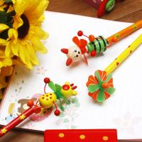 (와인앤쿡)동화속 동물 프로펠러 연필 1개