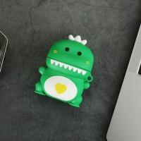 에어팟프로 커플 아기공룡 실리콘케이스/216그린_프로