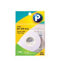 [프린텍] DP2410_종이양면 테이프/24mmx10m
