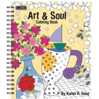 컬러링북-art & soul