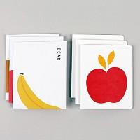 Card set-07 Fruits (카드/예쁜카드)