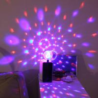 미러볼 가정용 싸이키 조명 LED 미니 리빙블리