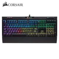 커세어 기계식 키보드 STRAFE RGB MK.2 MX SILENT (저소음 적축 / RGB LED / 멀티미디어 키)
