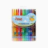 어드벤처타임 색연필(12색)