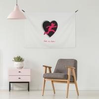 패브릭 포스터 / Fall in love