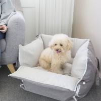 제이코 강아지 반려동물 카시트 연결 확장형