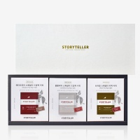 [스토리텔러커피] 커피백 트리플 선물 B Set :스페셜티 드립백 2종+ 티백 1종