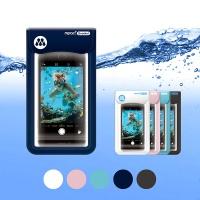 엠팩플러스 S20 수심5m 수중터치 스마트폰 방수팩