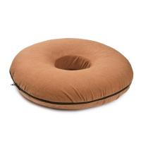 [아밀리안]라이프숲 메모리폼 원형(도넛)방석/감염색