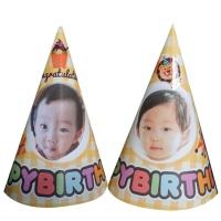 생일축하해 꼬깔모자(5인세트)