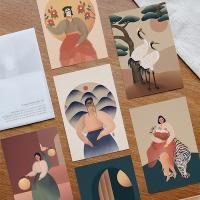[istyle]Korean Minhwa Postcard Set-온바림
