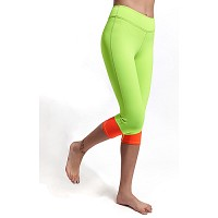Seven Surf Pants Neon Yellow