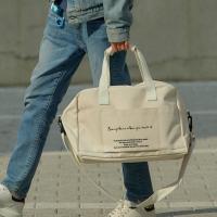 [로아드로아]ROIDESROIS - BAAM BOSTON BAG (BEIGE) 보스턴백 숄더백 크로스백 가방
