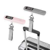 엑토 여행용 손저울 휴대용 캐리어 전자저울 SLH-22