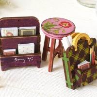[바우하우스] 하우스 시리즈 : 책가방과 수틀