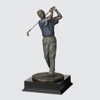 [무료배송] 골프 트로피 스윙모션 HB-1311 싱글패 골프패