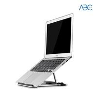 알루미늄 노트북 각도조절 받침대 거치대 AP-10