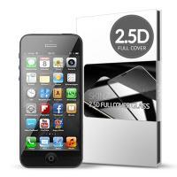 스킨즈 아이폰5S 2.5D 풀커버 강화유리필름 (1장)