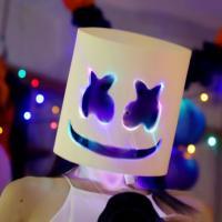 LED 마시멜로 헬멧