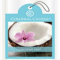 COLONIAL CANDLE 자연방향제 코코넛 레인