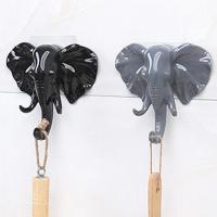 북유럽풍 코끼리 벽걸이 후크