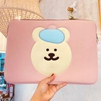 [한톨상점]반곰이 노트북 파우치 15인치