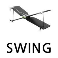 [Parrot] 스윙 SWING 비행기드론 가속모드 시속30Km/h 스마트드론 미니드론 부스터모드 수직이착륙 고도유지기능