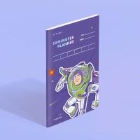 [디즈니] 모트모트 텐미닛 플래너 31DAYS - 버즈