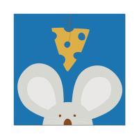 [ALB] DIY유화그리기 마우스 [a25_06]