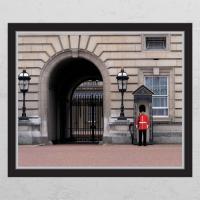 ia436-런던의근위병_창문그림액자