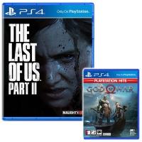 PS4 더 라스트오브어스 파트2 + 갓오브워 (더블팩)