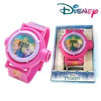 [Disney] 디즈니 겨울왕국 아동 전자 손목시계 (FZN3569)