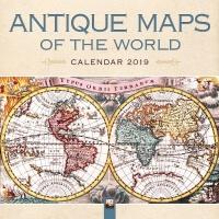 2019 캘린더 Antique Maps of the World