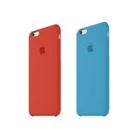 애플 iPhone 6s 플러스 정품 실리콘 케이스
