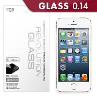 [프로텍트엠/PROTECTM] 아이폰5s/5c/5 iPhone5s 레볼루션글라스 0.14mm 피코슬림 강화유리 액정보호방탄유리/방탄필름