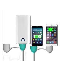 매직 멀티 데이터 충전 케이블/안드로이드폰·아이폰 듀얼 케이블/OTG 양면 케이블